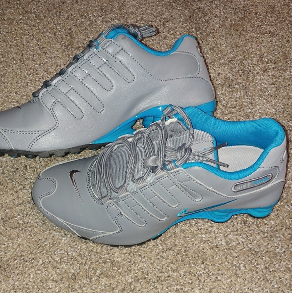 buy online 6e117 290d8 ... shop mens nike shox nz running shoes size 7 c1fe3 12ff3